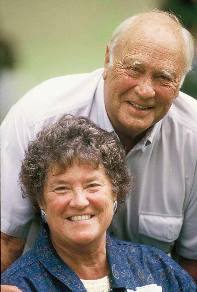 Robert and Elizabeth Wilson